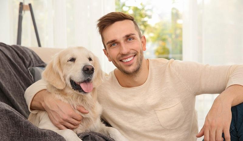 Ist der Hund gesund, freut sich auch das Herrchen. (#2)