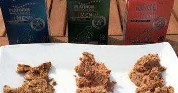 PLATINUM Nassfutter: Chicken, Turkey + Salmon und Fish + Chicken im Geschmacksvergleich