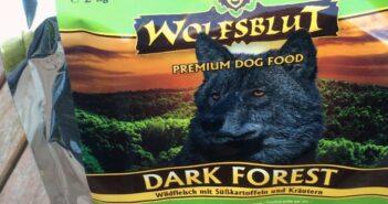 WOLFSBLUT Dark Forest: Trockenfutter Einzeltest #2