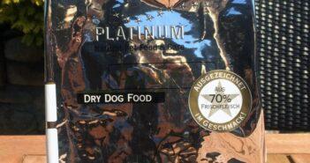 PLATINUM Iberico + Greens: Fleisch vom Iberischen Schwein, geeignet für Hunde mit Geflügelunverträglichkeit