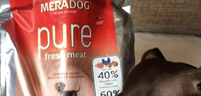 MERADOG pure fresh meat Huhn & Kartoffel im Test