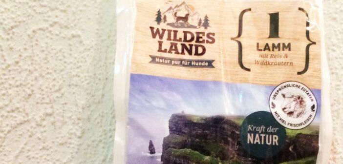 WILDES LAND Lamm mit Reis & Wildkräutern im Trockenfuttertest