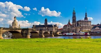 Urlaub mit Vierbeiner: Dresden mit Hund