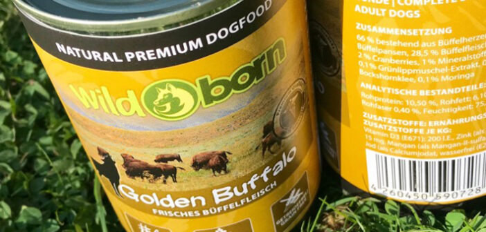 Wildborn Golden Buffalo im Test