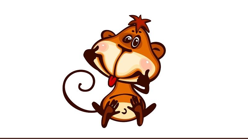 Wer mit einem Affen zurechtkommen möchte, muss sich ständig auf neue Situationen einstellen. ( Foto: Shutterstock- usikova )