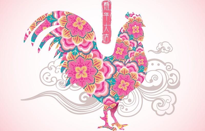 Der Hahn ist sehr extrovertiert. Das chinesische Tierkreiszeichen ist immer bereit, für den Frieden und den Wohlstand in seiner Familie zu kämpfen. ( Foto: Shutterstock- takiwa)