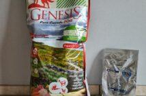 Unser GENESIS und PLATINUM Welpenfutter Test