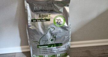 Wir testen PLATINUM Adult Chicken.